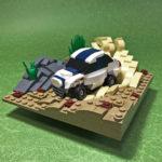 レゴ「ラリーカー」