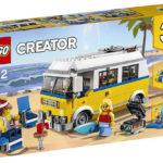 レゴ 31079 サーファーのキャンプワゴン