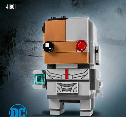 レゴ 41601 サイボーグ