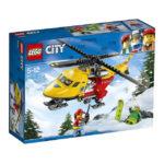 レゴ 60179 救急ヘリコプター
