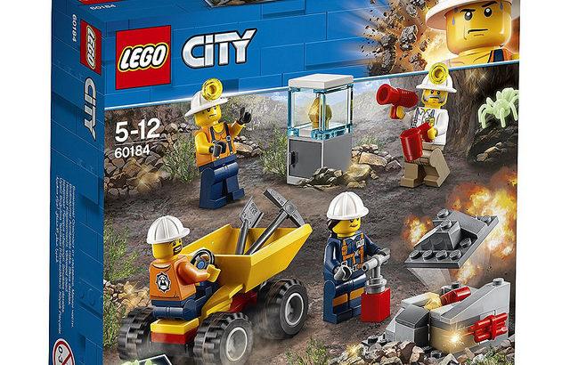 レゴ 60184 ゴールドハンターたち