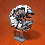 レゴ メカ「カブトムシ(幼虫)」