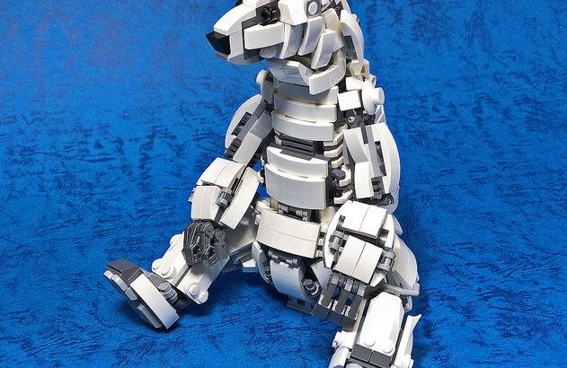 レゴ メカ「ホッキョクグマ」