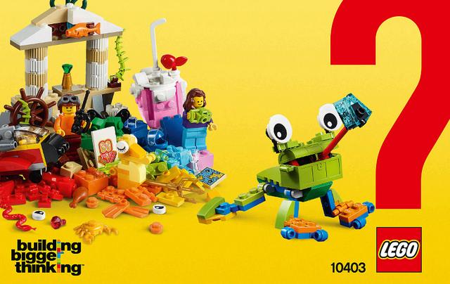 レゴ 10403 クラシック