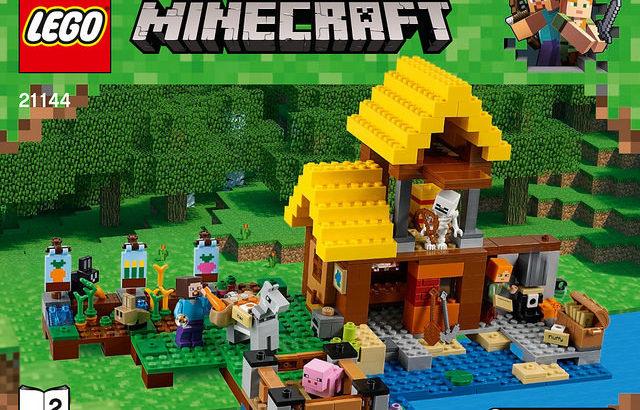 レゴ 21144 マインクラフト