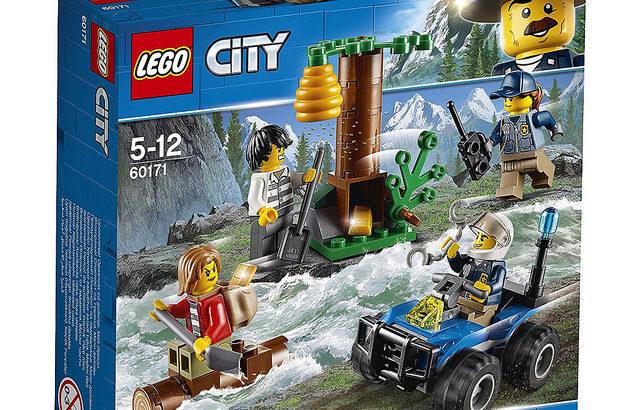レゴ 60171 山のドロボウたち