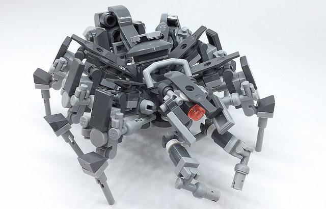 レゴ メカ「クモ」