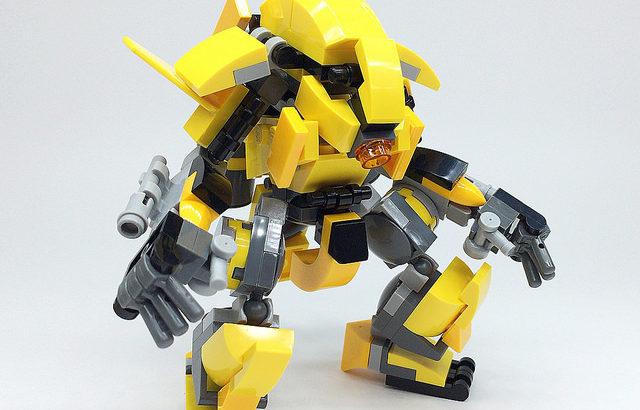 レゴ ロボ「Mk-3」