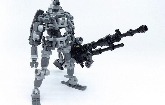 レゴ ロボ「ソルジャー」