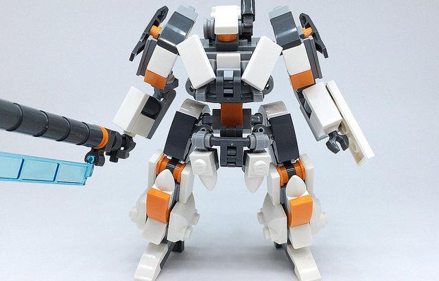 レゴ ロボ「Mk-4」