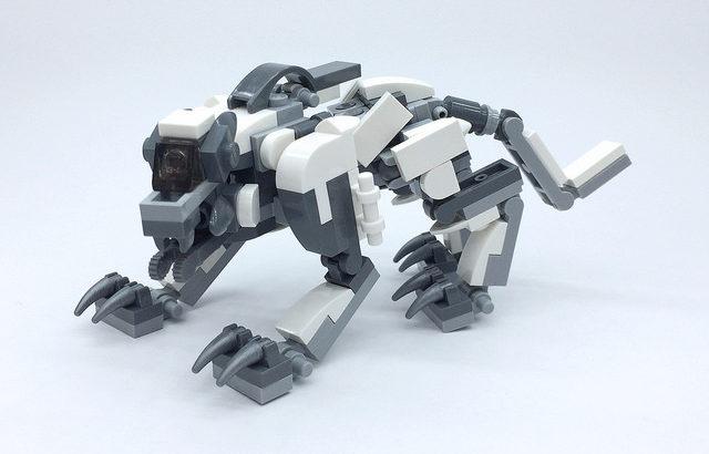 レゴ メカ「オオカミ」
