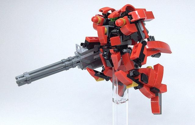 レゴ ロボ「Mk-2」