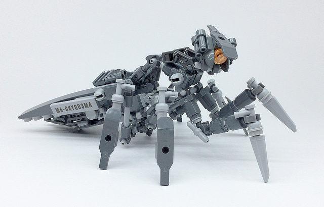 レゴ メカ「カマキリ」