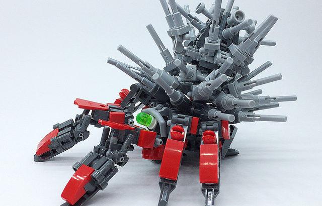 レゴ メカ「ヤドカリ」