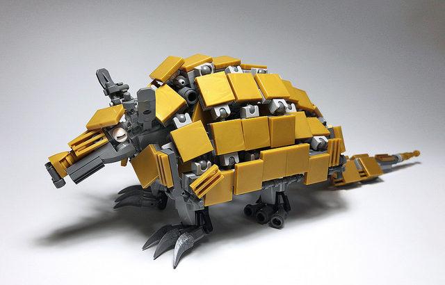 レゴ メカ「アルマジロ」