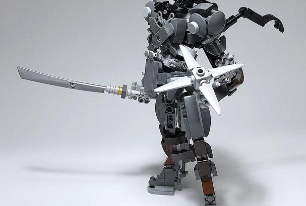 レゴ メカ「忍者」