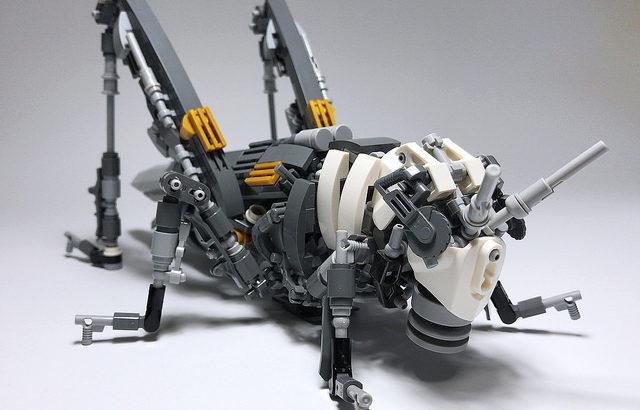 レゴ メカ「トノサマバッタ」