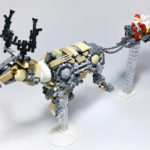 レゴ メカ「トナカイ」