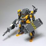 レゴ ロボ「Mk10」