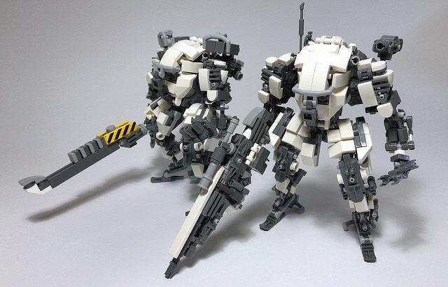 レゴ ロボ「Mk9」