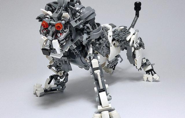 レゴ メカ「ライオン」
