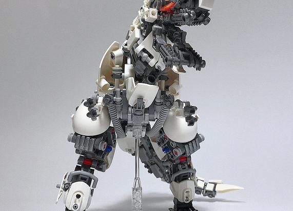 レゴ メカ「ティラノサウルス」