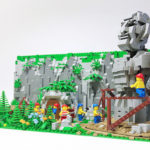 レゴ 「森の彫刻家」