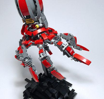 レゴ メカ「タコ」