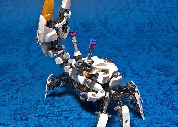 レゴ メカ「シオマネキ」