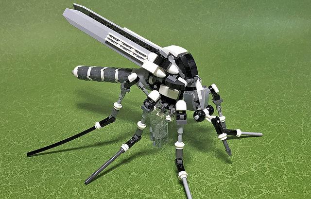 レゴ メカ「蚊」