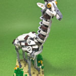 レゴ メカ「キリン」