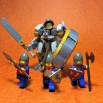 レゴ「甲冑」