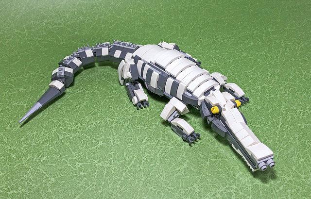レゴ メカ「ワニ」