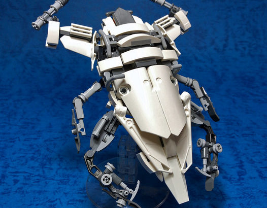 レゴ メカ「タガメ」