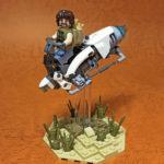 レゴ メカ「スピーダーバイク」