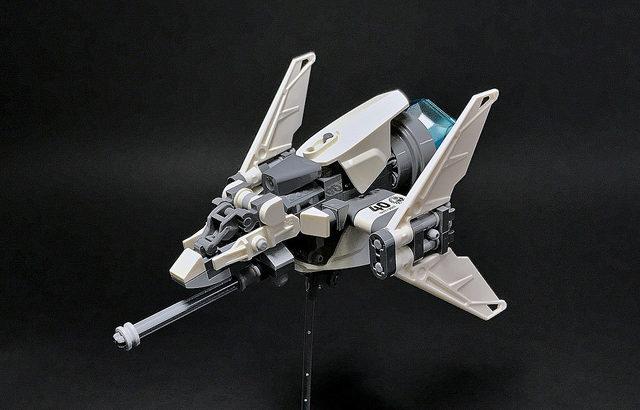 レゴ メカ「Space Fighter Mk2」
