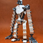 レゴ メカ「天空の城ラピュタ ロボット兵」