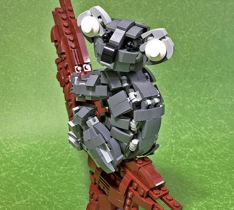 レゴ メカ「コアラ」