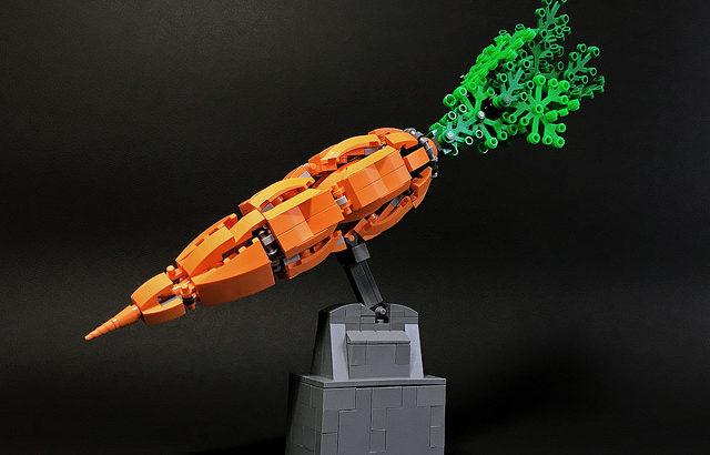 レゴ「Carrot」