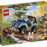 レゴ 31075 オフロードカー