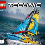 レゴ 42074 レーシングヨット