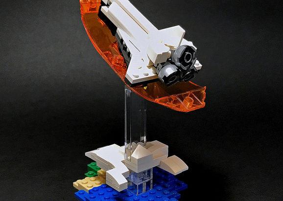 レゴ「スペースシャトル」