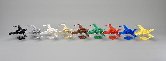 Pasq67氏のレゴ作品