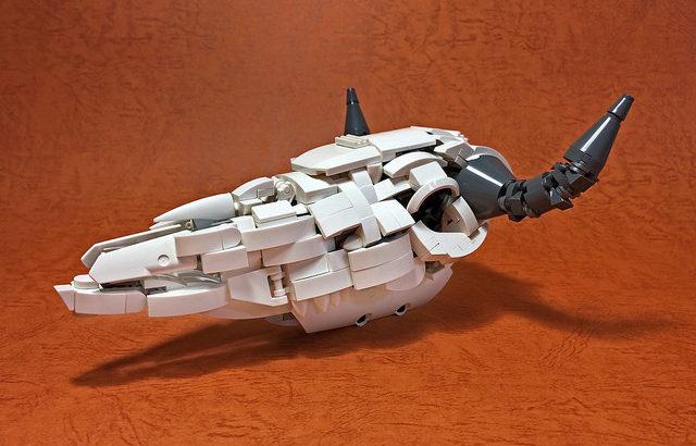 レゴ「牛骨」