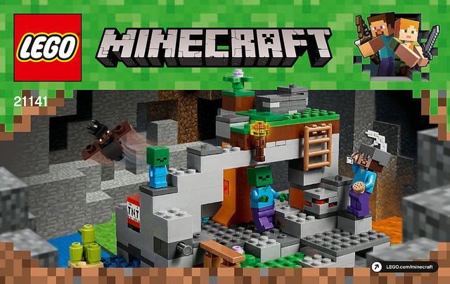 レゴ 21141 マインクラフト