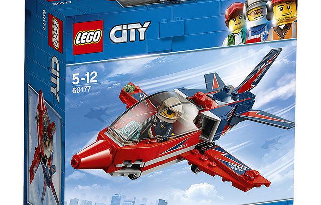 レゴ 60177 エアショー・ジェット