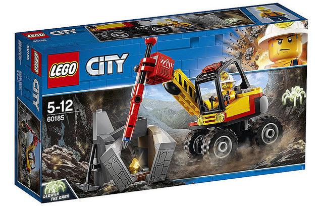 レゴ 60185 パワースプリッター