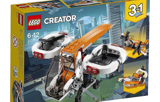 レゴ 31071 ドローン