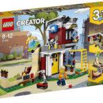 レゴ 31081 スケボーハウス