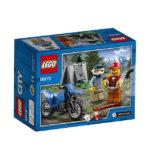 レゴ 60170 山のポリスバイク